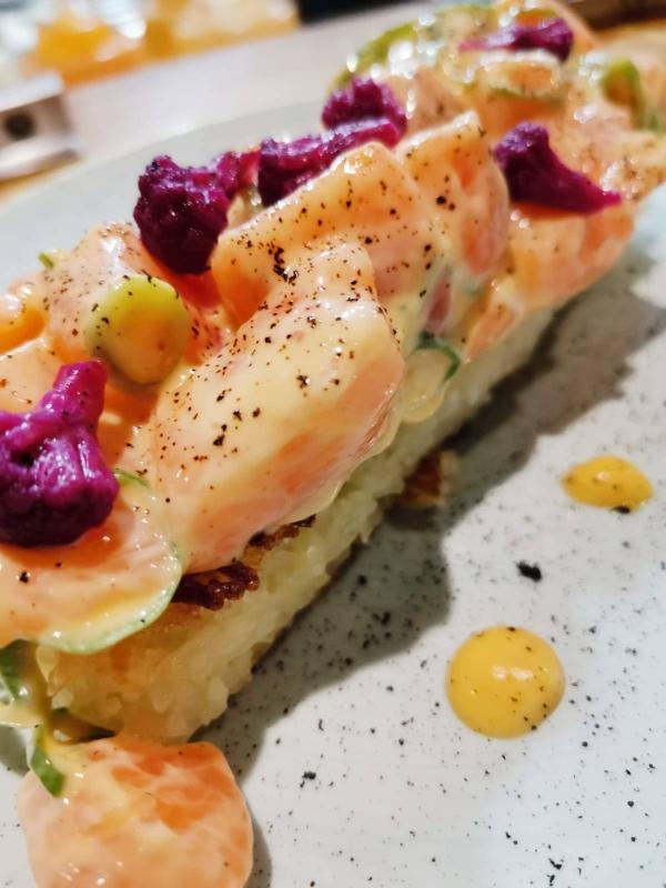 Saline Ceviche Bar - Restaurant Biarritz